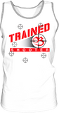 Trained Shooter - White