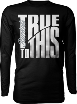 True To This - Black