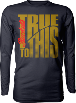 True To This - Navy