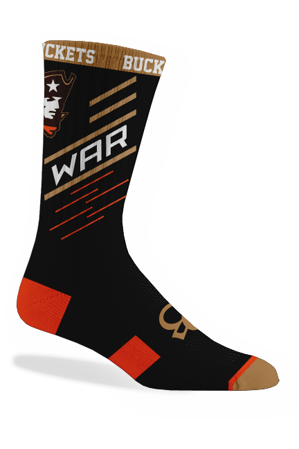 War at Valley Forge Event Socks