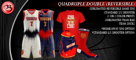 Quadruple Double (Reversible)