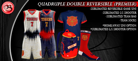 Quadruple Double (Reversible Premier)