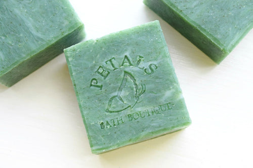 Green Smoothie Handmade Soap