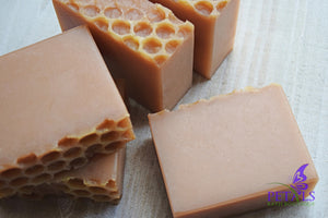 Honey Apple Handmade Soap