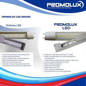 Slimline Wedge LED