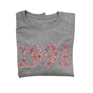 Womens Liberty Year Jumper