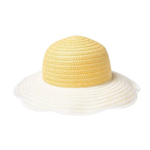 Daisy Sun Hat 3-6 Years