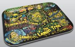 Lemon Tree Rolling Tray Official
