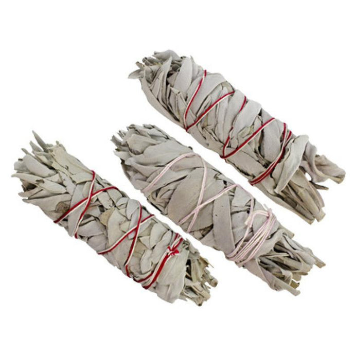 White Sage Smudge Stick (10cm)