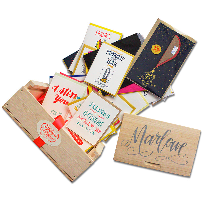 Card Lovers' Gift Box