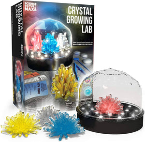 DIY Crystal Growing Experiment Kit for Kids