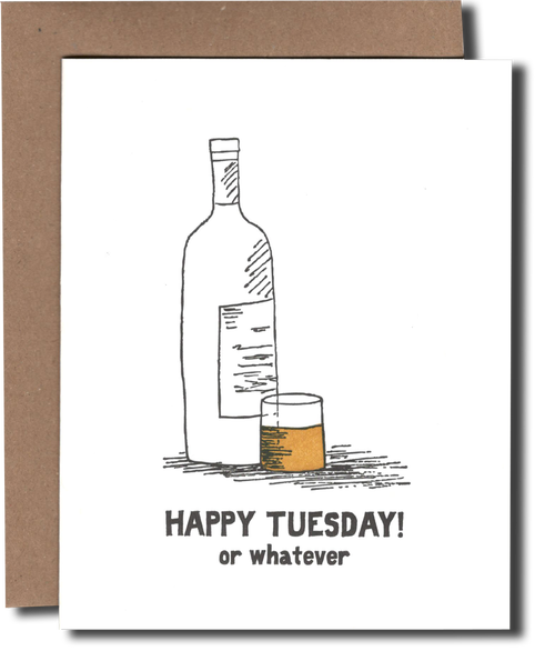 Happy Tuesday! by Power & Light Press