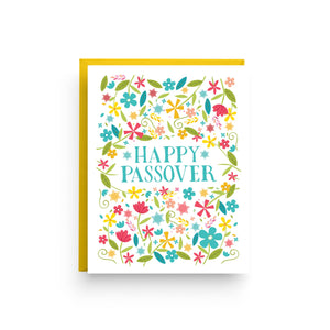 Happy Passover Card by Nicole Marie Paperie