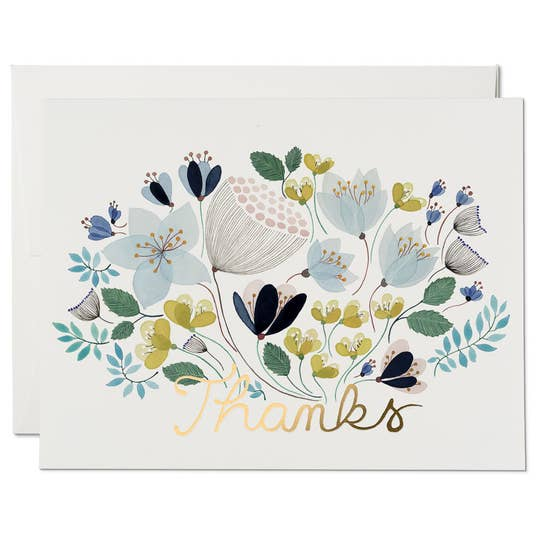 April Bouquet - Boxed Set by Red Cap Cards