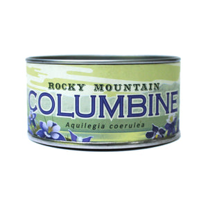 Rocky Mountain Columbine Flower Seed Grow Kit by The Jonsteen Company