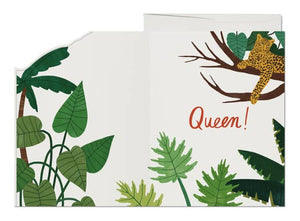 Queen of Life by Red Cap Cards