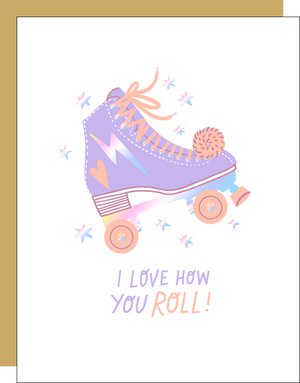 Love How You Roll by HELLO! LUCKY