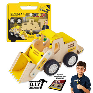 Front Loader Building Kit by STANLEY Jr