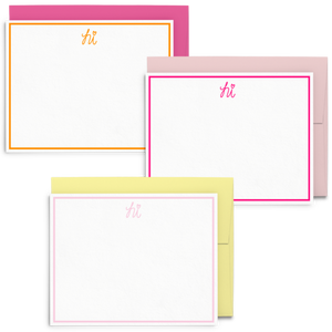 Hi Frame Card Set