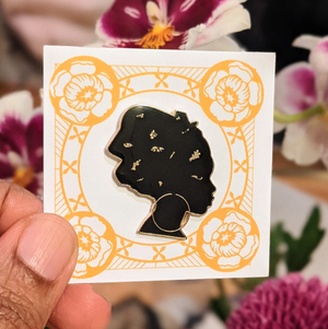 Enamel Pin Bissa by All Very Goods