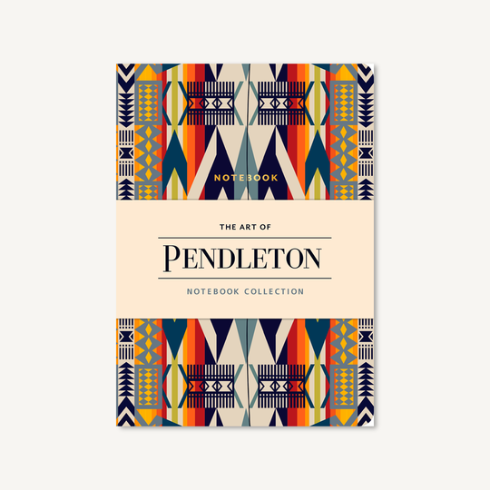 The Art of Pendleton Notebook Collection - SET 2
