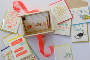 Standard Card Lovers' Gift Box