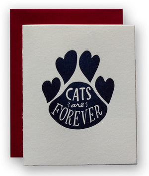 Cats Are Forever