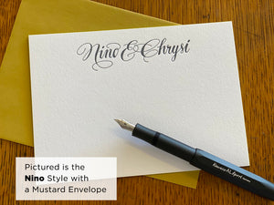 Madison Custom Stationery