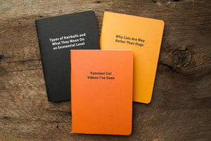 Journals for Cat People
