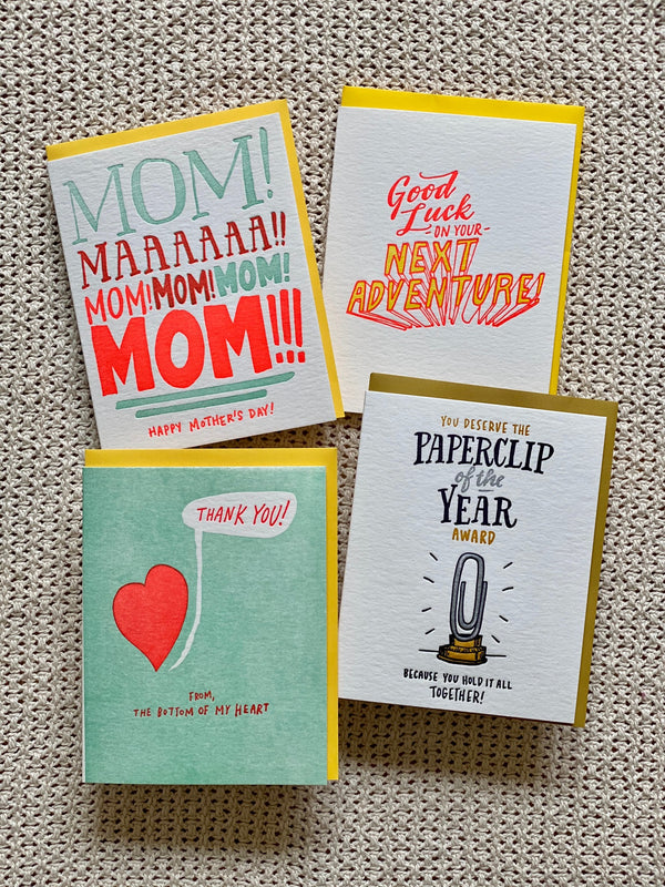 Isolated but Together Card Pack : Mother's Day/Graduation