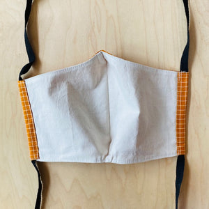 Mustard Graph Mask by So Gingerly