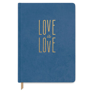 "LOVE IS LOVE"" - COVER BOOK BOUND"