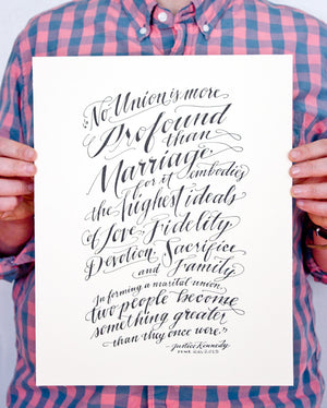 Hand-Lettering for Beginners - September Workshop