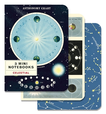Celestial Mini Notebooks