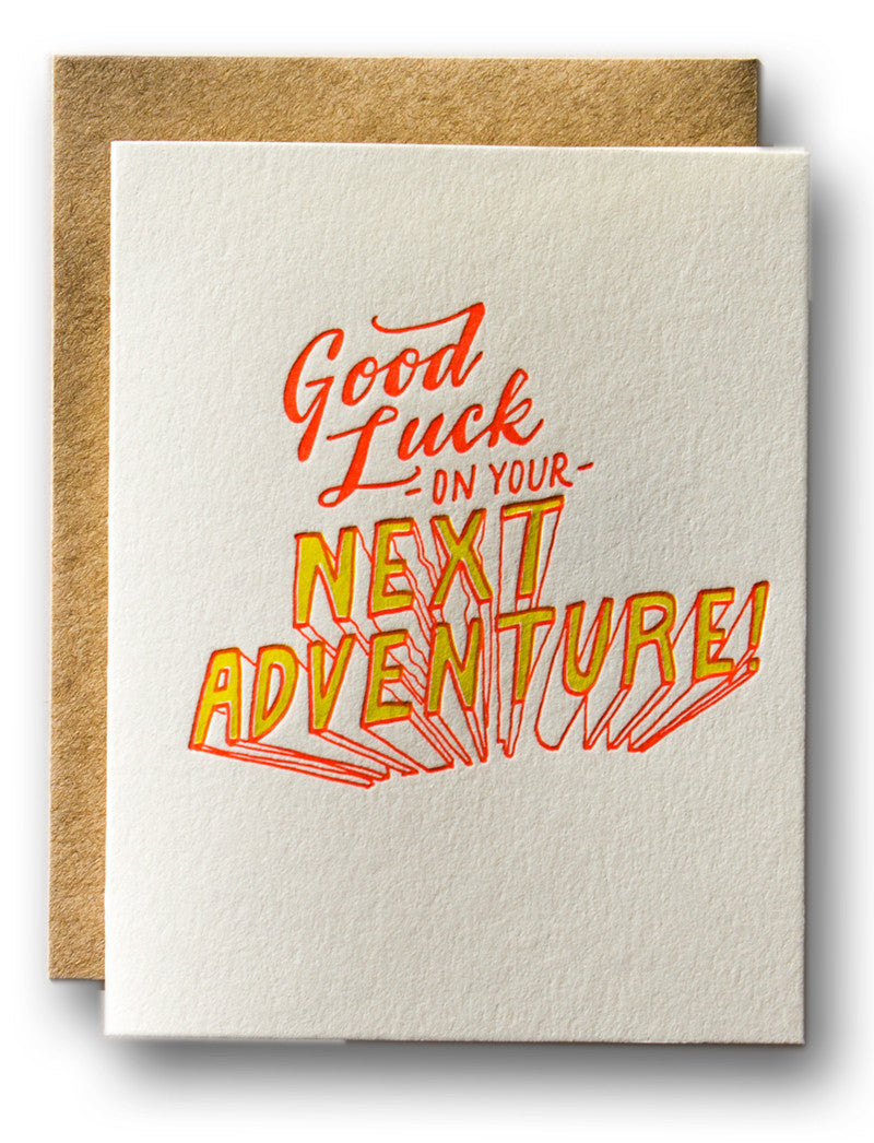 Good Luck Images Part - 39: Good Luck On Your Next Adventure ...