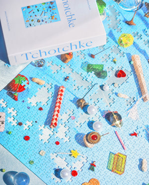 Tchotchke 1000 Piece Jigsaw Puzzle by Piecework