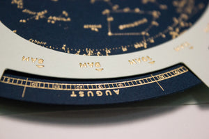 Birthday Planisphere