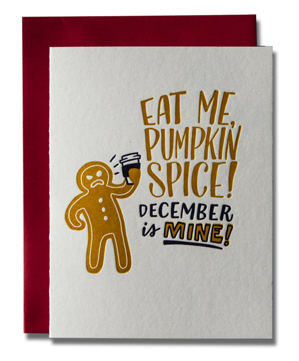 Eat Me, Pumpkin Spice! (Large Version)