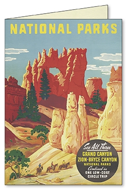 National Parks Boxed Note Cards