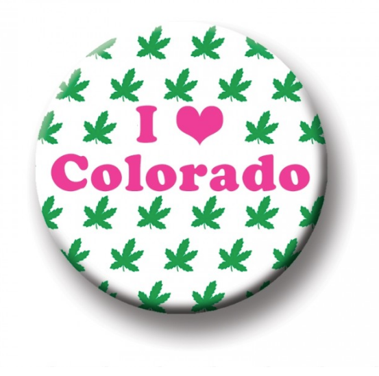 I Heart Colorado Magnet