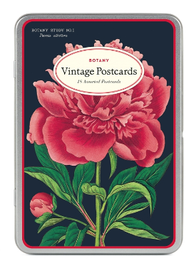 Botanica Postcards