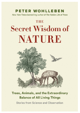 The Secret Wisdom of Nature: Trees, Animals, and the Extraordinary Balance of All Living Things - Stories from Science and Observation