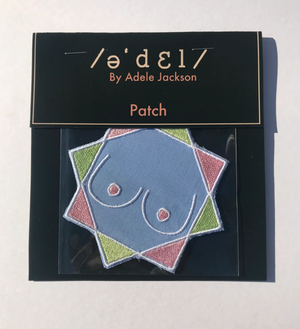 Boob Patch by Adele by Adele Jackson