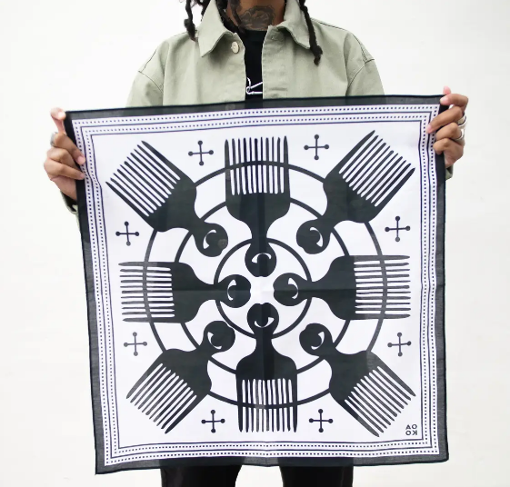 Beholder Bandana by All Very Goods