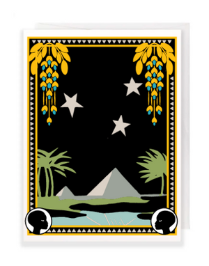 Desert Caravan Card by All Very Goods