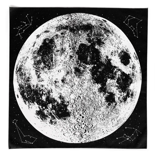 Full Moon Bandana by Little Lark