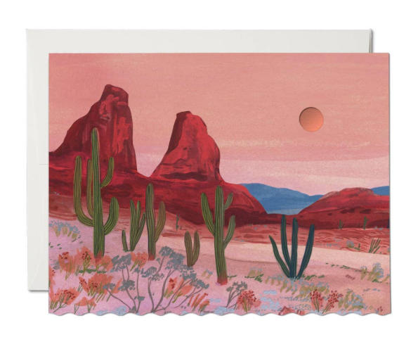 Zion by Red Cap Cards