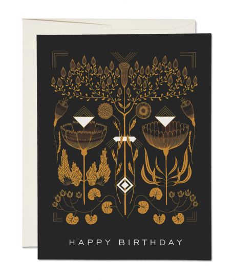 Amber Gold by Love by Red Cap Cards
