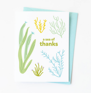 Sea of Thanks by Graphic Anthology