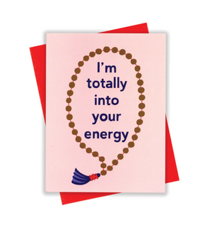 Energy Card by xou